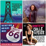Route 66 Rock & Blues Radio Show (16/04/17) NEW Samantha Fish, Vanessa Collier & Tedeschi Trucks