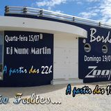 DJ NUNO MARTIN Set @ Borda D'Água Bar - Fuzeta (PT)
