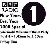 BBC Radio 1 - 01.01.2000 -  to 1.45am to 2.30am (Part 4)