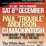 CJ Mackintosh & Paul Trouble Anderson @ GoodVibrations 8/12/12