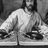 My god is a techno DJ