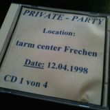 Tarm Center Goodies - Private Party Eastern ´98 CD1