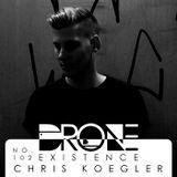 Drone Podcast 102 - Chris Koegler