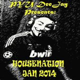 PYU Deejay Housenation Jan 2014