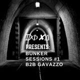 Bunker Sessions #1 B2B Gavazzo