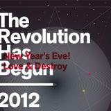 DZIQ - 2012 - The Revolution Has Begun - New Year's Eve! INQbator @ promo mix