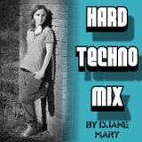 Hardtechno Mix [50Min] mixed by Mary