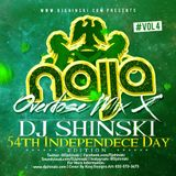 Dj Shinski - Naija Overdose Mix Vol 4