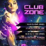 Club Zone #16 DJ Michael Forzza 06-06-2015