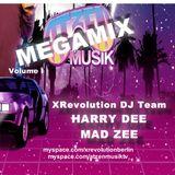Harry Dee (XRevolution Dj Team) - Atzenmusik Vol. 1 Megamix