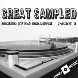 "Funkymusic RadioShow #8 dj Mr.Lefik ""Great Sampled"" part 1"