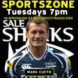 Sale Sharks legend Mark Cueto on retirement