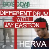 Different Drum with Jay Easton #33 - w/ Herva Mix