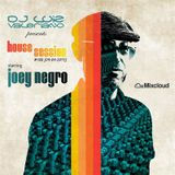 DJ Luiz Valeriano presents House Session #108 [09-09-2017] - Starring Joey Negro