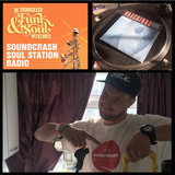Cheeba & Friends - Soundcrash Soul Station Radio (Live from the Funk and Soul Weekender Festival)