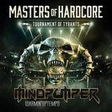 Masters of Hardcore 2018 - Warmin'Uptempo Mix