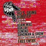 Adam Mac - Shut Down! 140's Promo Mix