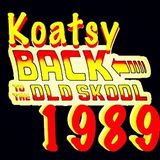 Back To The Oldskool 1989