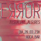Diego Marzzitelli & Eduardo Cavassin - Error_ Set (live) @28.03.2015/04:00Am to 06:00 Am