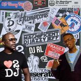 """DJ RL """"The Blend King""""-The Magnificent Trilogy Tribute"""""""