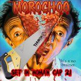 Set dubstep serrucho y tekstyle in Noman cap 21 - Morochoo