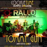 Tommy Gun live nel Cookie Time di Matt Garro su TRS Radio! Rivivi le cucine più pazze della Granda!