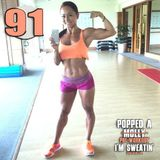 Popped A Pre-Workout Im Sweatin' (Workout Mix) - Episode 91 Featuring DJ Amili