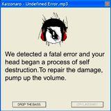 Undefined Error