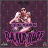 DJ JUNKY PRESNTS - VYBZ KARTEL RAMP RUFF MIXTAPE