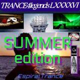 TRANCE4legends LXXXXVI  summer edition 28/06/19