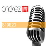 Andrez LIVE! S10E23 03.03.2017