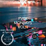 FVCK Mondays Vol. 1 by DJ VJU