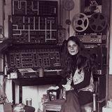 ELECTRÓNICA CON A, Women pioneers of electronic music, DankZappa&JeldrikSchmuch Piovra 8-11-12