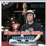 Groove Masters Present: Sound Travel with DJ Yama & DJ Chiba-Chiiiba (Tsukuba, Japan)