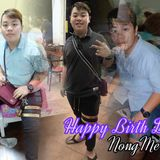 Happy Birth Day Nong Mentol
