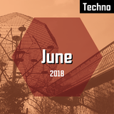 Simonic - June 2018 Techno Mix