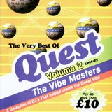 THE BEST OF QUEST  VOL 2 - DJ TANGO 1993