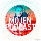 MOJEN Podcast #019 (Mix by DJ S-Nike)