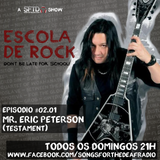 Escola de Rock - Episodio #02.01 - Eric Peterson