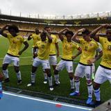 Colombia vs Bolivia, Eliminatorias - Marzo 23