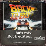 Back to the 80'S rock mix