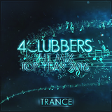 4Clubbers Hit Mix Top Year Trance (2016) CD2