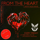 ALEX KAVE ♥ FROM THE HEART @ EPISODE #070 [+++ Guest Mix with YETBEE]
