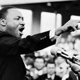 """I have a dream"" - Dr Martin Luther King Jr"