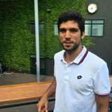 Entrevista de Miguel Seabra a Carlos Costa em Wimbledon