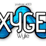 WYLIE Oxygen 2015 Podcast