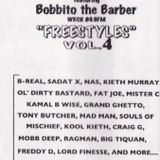Stretch & Bobbito Freestyles Vol 4 (Side A)