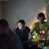 Party am 09.01.2016 (P.Cobello, Bastian Bianka, Dennis Kin)