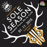 Sole Season Vol II Sneak(er) Preview Mix
