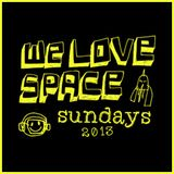 James Zabiela - We Love Space Sundays Mix
